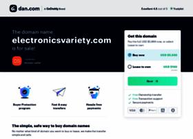 electronicsvariety.com