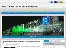 electronicworldshowroom.blogspot.in