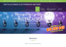 electronovainstalacions.com