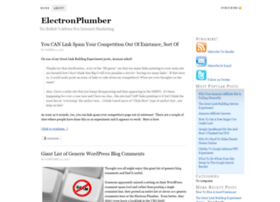 electronplumber.com