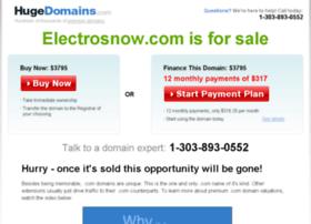 electrosnow.com
