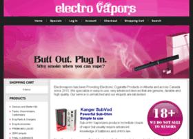 electrovapors.com