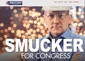 electsmuckerpa.com