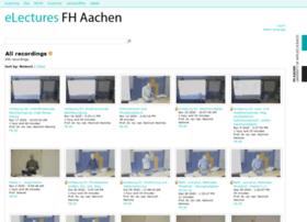 electures.fh-aachen.de
