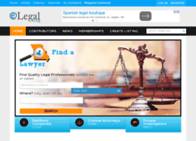 elegal.org
