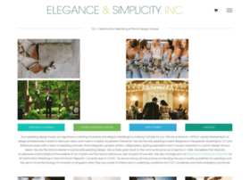 eleganceandsimplicity.com