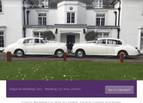 eleganceweddingcars.co.uk