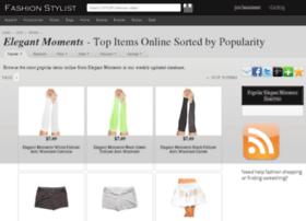 Elegant-moments.fashionstylist.com