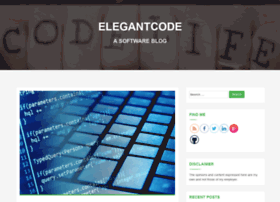 elegantcode.com