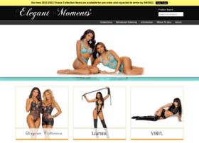 elegantmomentslingerie.com