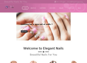 elegantnails.co.za