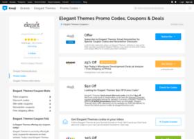 elegantthemes.bluepromocode.com