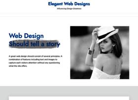 elegantwebdesigns.com.au