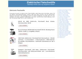 elektrischerfleischwolf.de