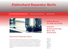 elektroherd-reparaturen-kundendienst.de