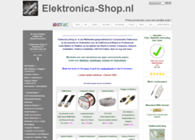 elektronica-shop.nl
