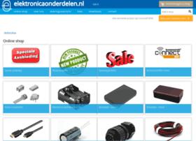 elektronicaonderdelen.nl