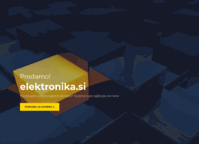 elektronika.si