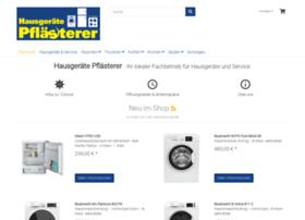 elektrotechnik-pflaesterer.de