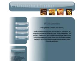 elektrotechnik-tischer.com