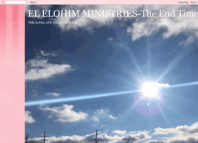 elelohimministries.blogspot.com