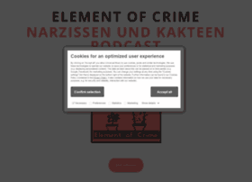 element-of-crime.de