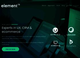 element78.co.uk