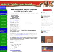 elementary-teacher-resources.com