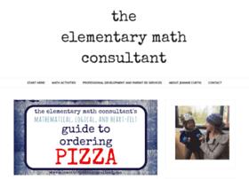 elementarymathconsultant.com