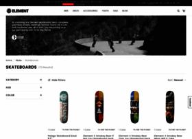 elementskateboards.com