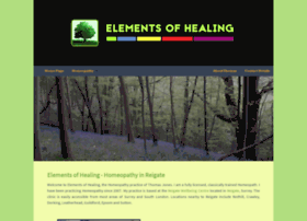 elementsofhealing.co.uk