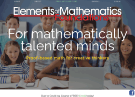 Elementsofmathematics.com