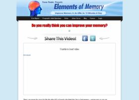 elementsofmemory.com