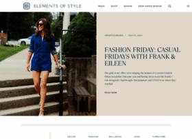 elementsofstyleblog.com