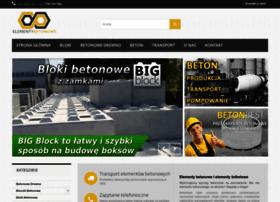 elementybetonowe.pl
