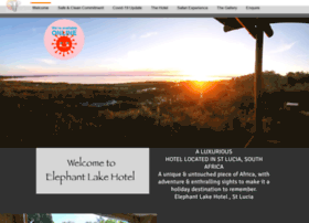 elephantlakestlucia.co.za