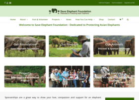 elephantnaturefoundation.org