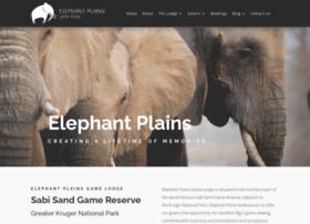 elephantplains.co.za