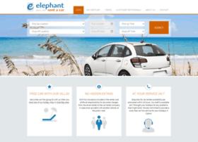 elephantrentacar.com