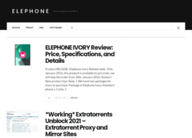elephone.cc