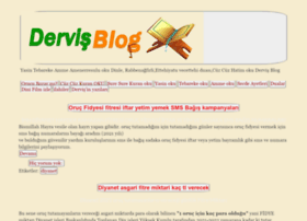 elestiriyoruz-dervis.blogspot.com