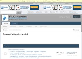 elettrodomestici.plcforum.it
