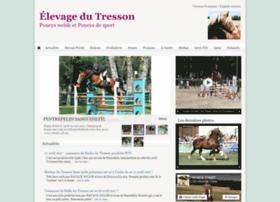 elevage-du-tresson.fr