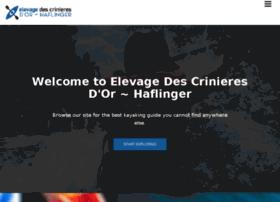 elevage-haflingers.com