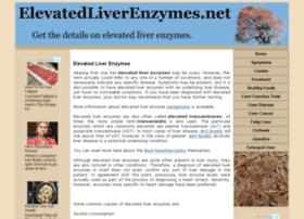 elevatedliverenzymes.net