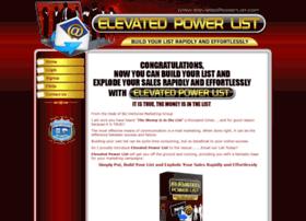 elevatedpowerlist.com
