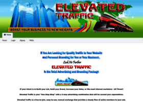 elevatedtraffic.com