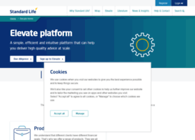 elevateplatform.co.uk