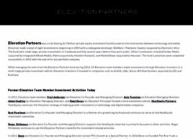 elevation.com