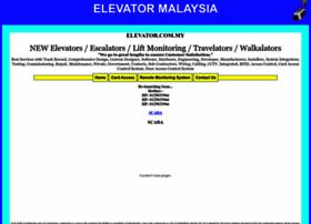 elevator.com.my